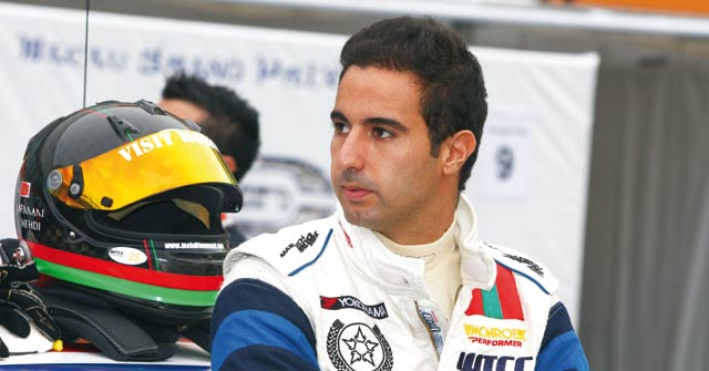 WTCC 2013 : Mehdi Bennani vise le podium