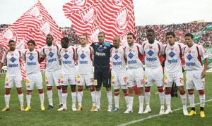 Championnat national de première division : le Wydad gagne et prend la tête du classement
