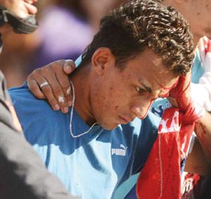 Une quarantaine de blessés lors du match KACM-WAC