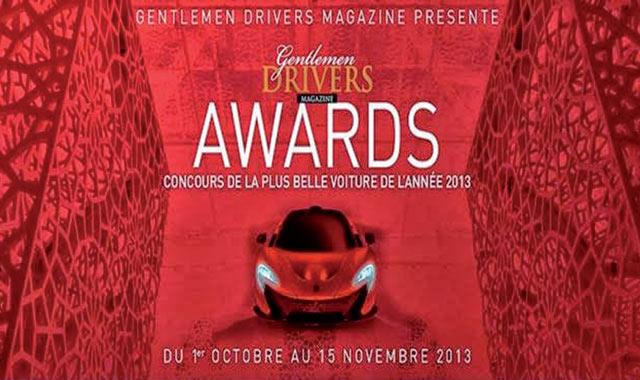 Concours Gentlemen Drivers : Belles voitures en lice