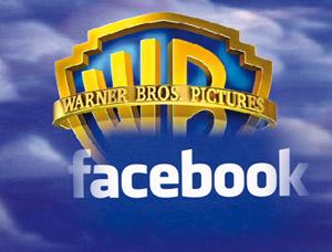 Facebook se lance dans la VoD avec Warner