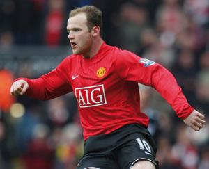 Championnat d'Angleterre : Rooney offre le 19e titre à Manchester United
