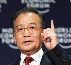 Chine : Wen Jiabao dénonce le protectionnisme sur le yuan