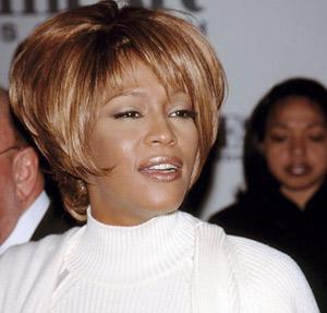 Whitney Houston, une pyramide aux États-Unis