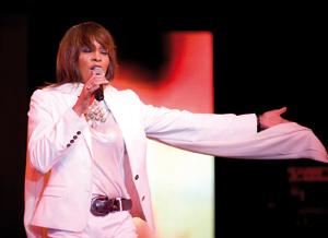 Écouter : Un nouveau morceau de Whitney Houston dévoilé