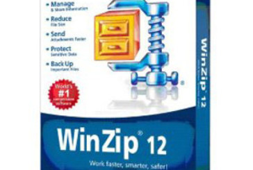 Winzip 12.0 disponible en version française