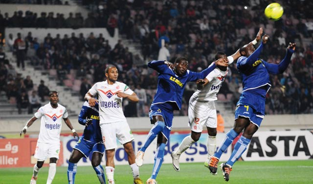 Coupes africaines de football : Le Wydad et le FUS sans trop forcer, les FAR in extremis