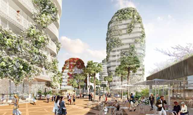 Yasmine Signature Anfa Club bientôt à Casablanca : Yasmine Immobilier redessine  la conception de l habitat