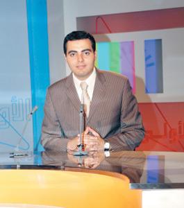 Yassine Drissi, le talent sûr du journal télévisé