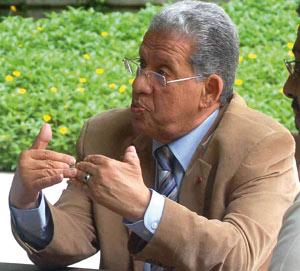 Mohamed Elyazghi : «Je ne suis pas candidat au poste de premier secrétaire»