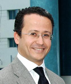 Younès Maamar, de l'énergie à revendre