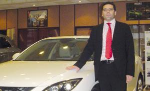 Youssef Bennani promu dans le groupe Safari