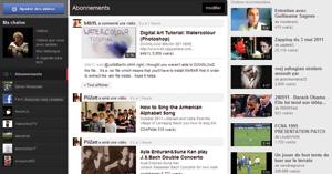 Youtube prépare discrètement sa mue et promeut Google+