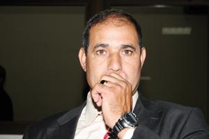 Baddou Zaki : «Ma montre m'accompagne dans mes plongées sous-marines»