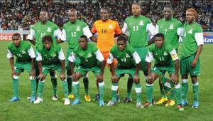 Groupe A : Zambie
