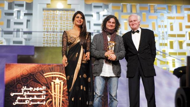 Ziad Doueiri rafle l Etoile d or pour son film «L Attentat»