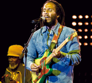 Festival Mawâzine : Près de 30.000 spectateurs pour voir Ziggy Marley