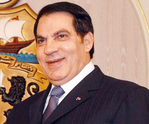 La candidature de Ben Ali soutenue par des associations