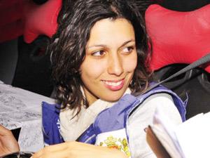Zineb El Jazouli : «Rien n'a arrêté le Patrol Outback»