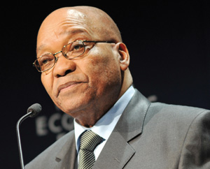 Afrique du Sud : Jacob Zuma critique les comportements des grévistes