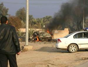 L'Irak dans La spirale de la violence