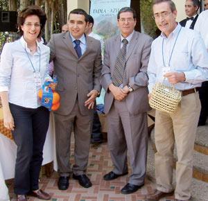 Rallye diplomatique : L'ambassadeur grec en tête de la 5ème étape