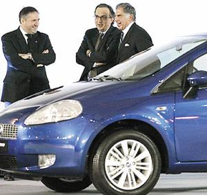 Automobile : Tata Motors-Fiat : Un mariage de raison