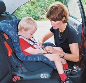 Comment bien choisir un siège pour enfant ou bébé