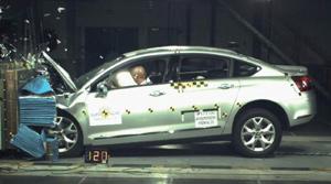 Euro NCAP : Bravo pour la C5, haro sur les pick-up