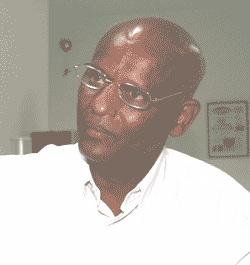 Un maître africain au Maroc