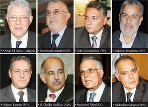 Alliances politiques : Gauche, centre, droite… le champ partisan condamné à se restructurer