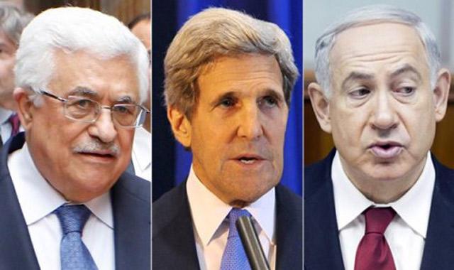 John Kerry de retour au Proche-Orient