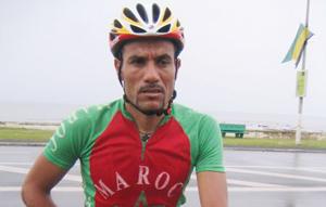 Abdelati Saadoune sacré champion au Tour du Faso