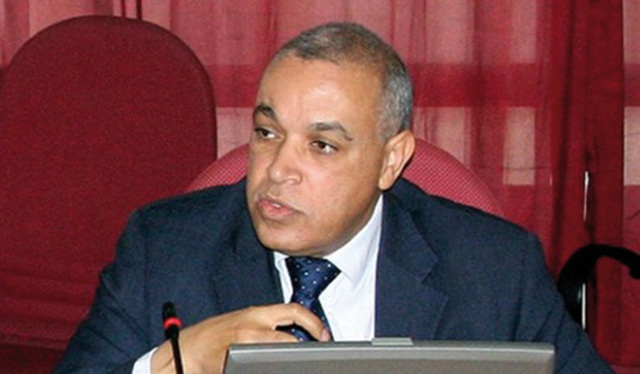 Abdelaziz Adnane primé  par Transparency Maroc