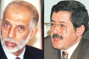 Algérie : le premier ministre attaqué