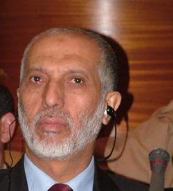 Algérie : Belkhadem tance ses candidats
