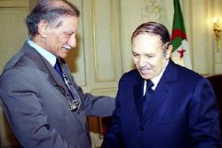 Saïd Bouteflika : l'homme du président