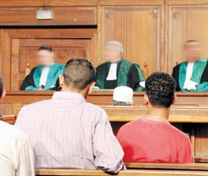 Justice : Izzou et Kherraz chez Serhane