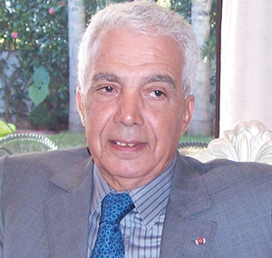 Abdelaziz Meziane Belfkih présente le programme prioritaire 2009-2011