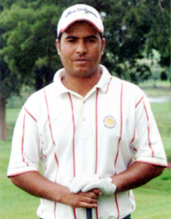 Golf : Abdelkader El Hali champion
