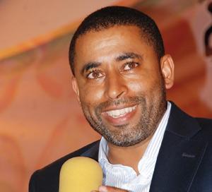 Abdelkader El Kihel : Abdelkader El Kihel, le politique au grand sourire