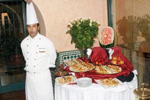 Quand le «palais» des Marocains rencontre la gastronomie américaine