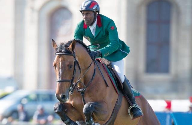 Salon du cheval d'El Jadida : Abdelkbir Ouaddar remporte le 5è Morocco Royal Tour de saut d'obstacles
