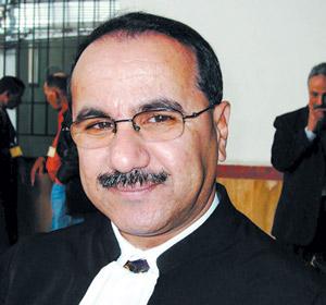 Tabih : «L'assistance judiciaire ne sera plus gratuite»