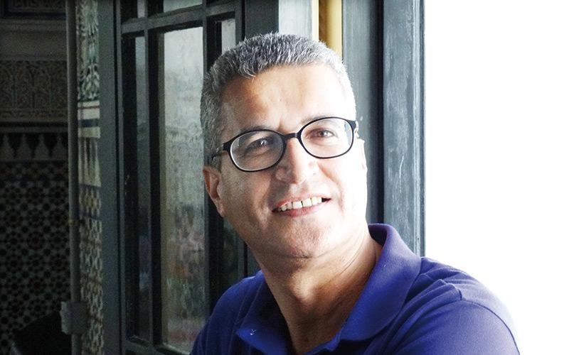 Abdellah Baïda : «Faire d'un presque rien un monde romanesque»