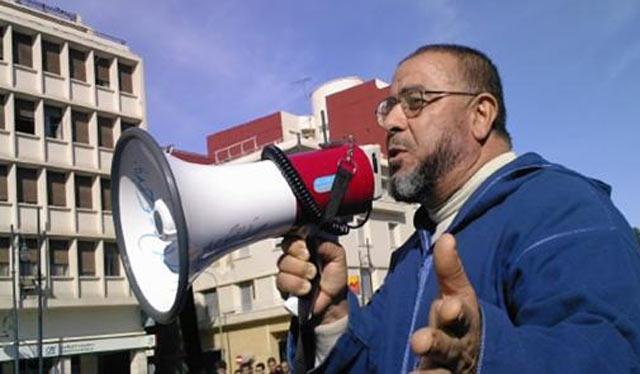 Report au 25 septembre du procès de Abdellah Nhari
