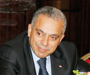 Télex : Abdellatif Maâzouz aux Etats-Unis