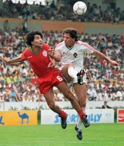 Football : Il était une fois Dolmy