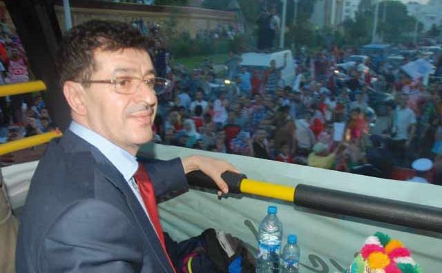 Abdelmalek Abroun : «Nous avons un grand réservoir  de joueurs»