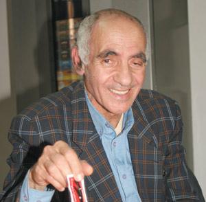 Abderrahim Tounsi, l'humour inné